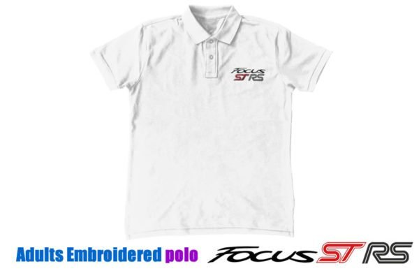 Embroidered Men's Standard Polo Shirt ST/RS Polo Shirt Facebook Groups