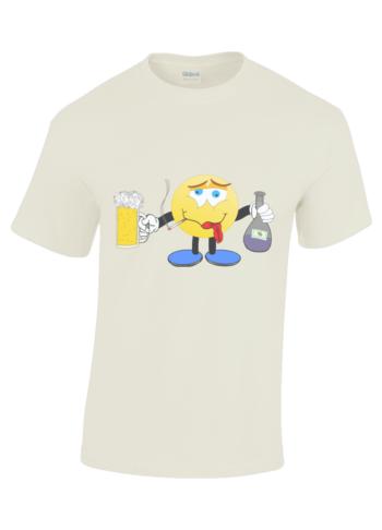 Gildan Heavy Cotton T-Shirt BAD DAD papa65
