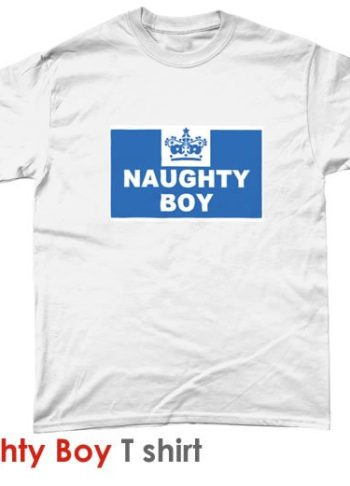 Gildan Heavy Cotton T-Shirt Naughty Boy Tshirt Naughty Clothes