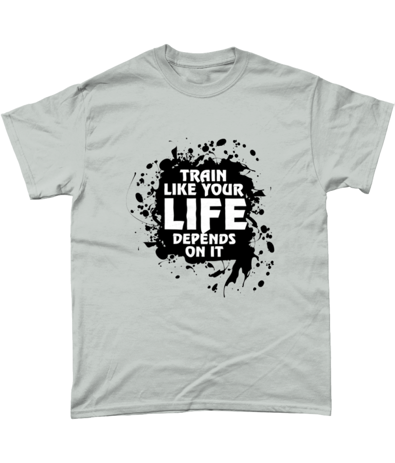 Training – Gildan Heavy Cotton T-Shirt papa65