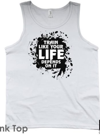 Training Tank Top papa65