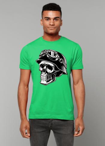 Gildan Heavy Cotton T-Shirt Skull MC papa65