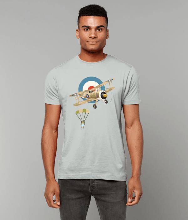 Gildan Heavy Cotton T-Shirt Air Force Military Items