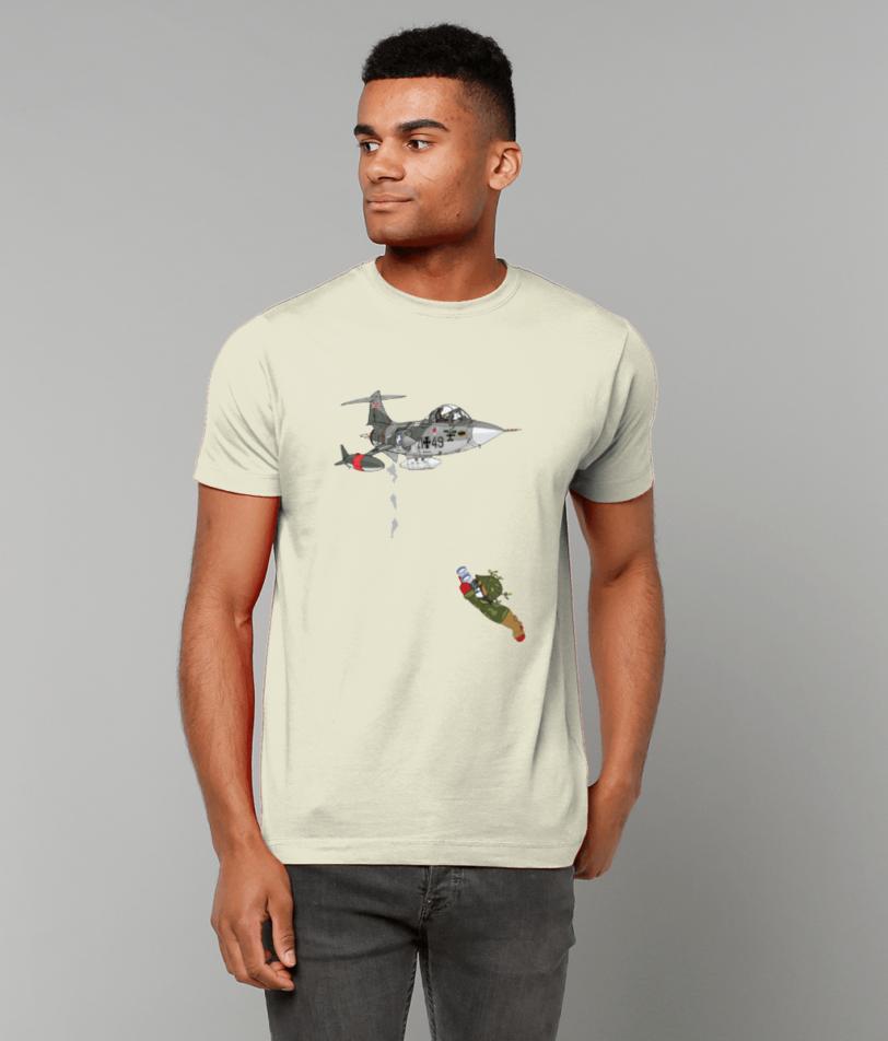 Gildan Heavy Cotton T-Shirt Air force army Military Items