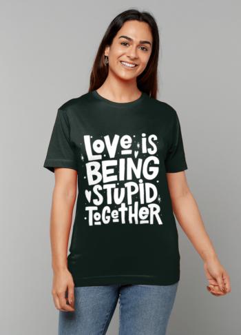 Gildan Heavy Cotton T-Shirt love papa65