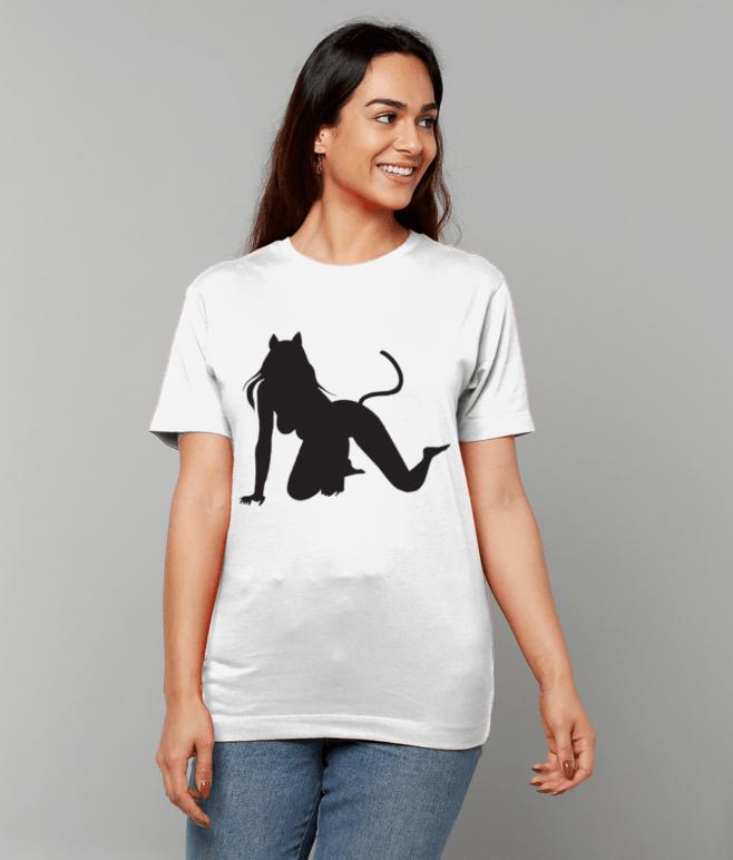 Gildan Heavy Cotton T-Shirt Catwoman papa65