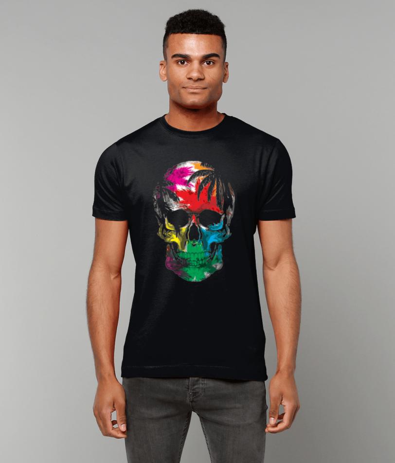 Skull Tshirt papa65