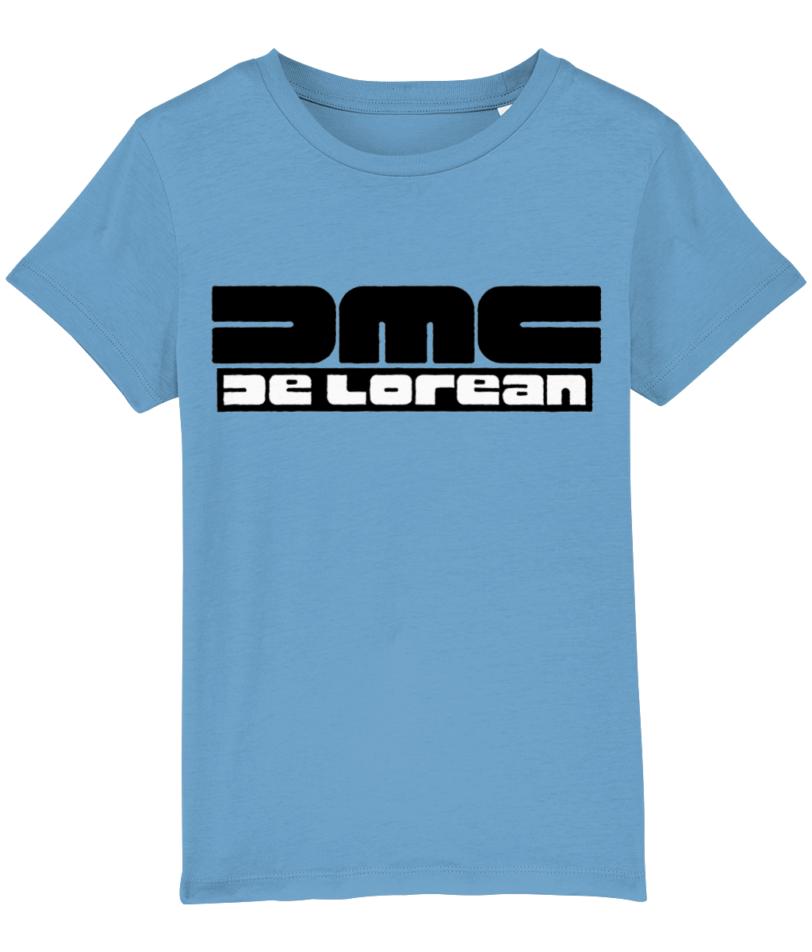 DMC Delorean Tshirt for Children papa65