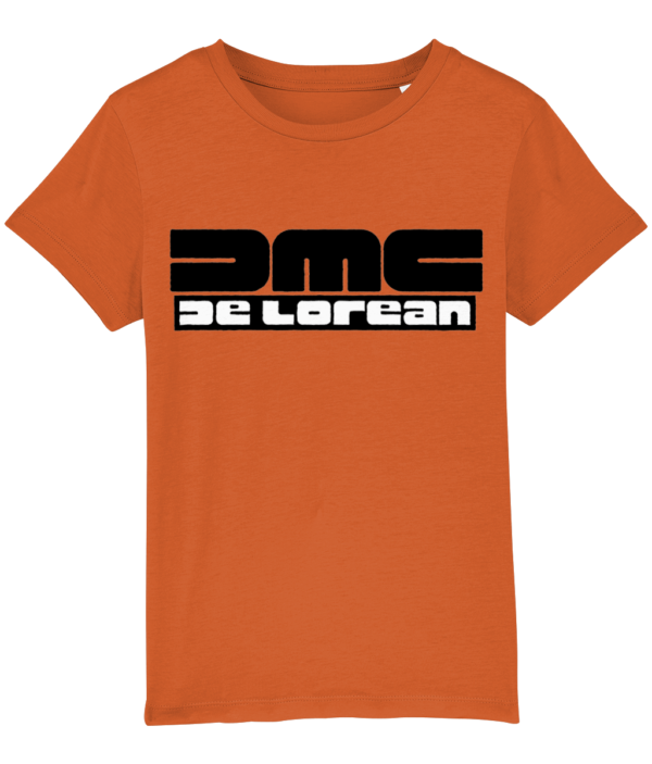 DMC Delorean Tshirt for Children papa65