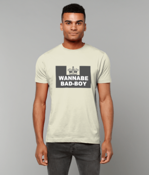 Bad Boy Wannabe Adults T shirt Naughty Clothes