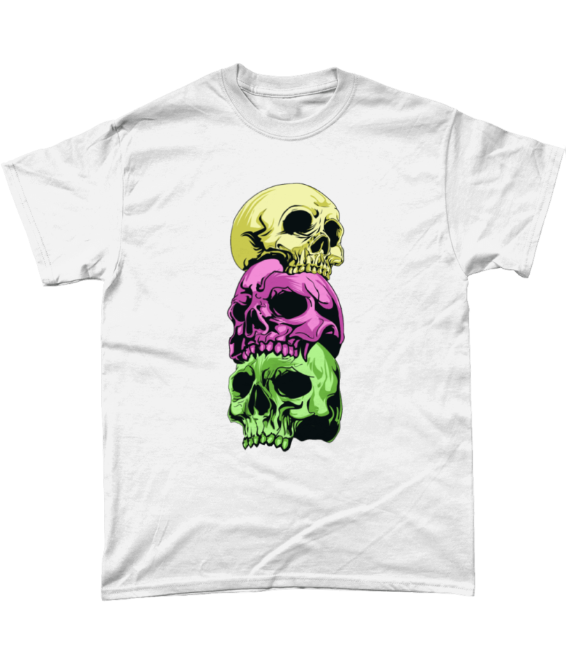 The three Skulls papa65