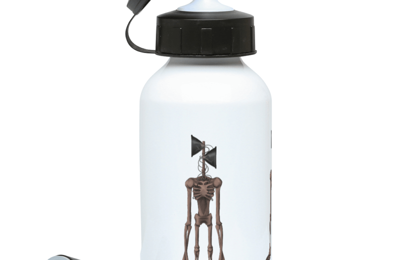 Siren Head water bottle
